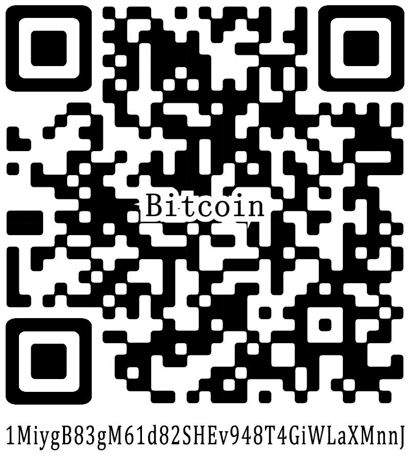 Bitcoin QRCode